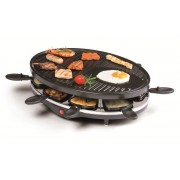 Domo DO9038G Raclette, grill & gourmet - 1200W - 8p