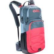 Evoc CC 16L Rucksack + 2L Trinkblase Rot Blau Einheitsgröße
