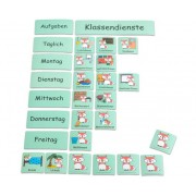 Betzold Klassendienste-Tafelmagnete-Set