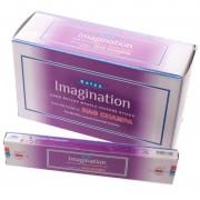 Carton De 12 Boîtes D'encens Satya Nag Champa Imagination