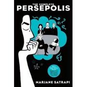 The Complete Persepolis, Paperback/Marjane Satrapi