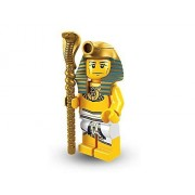 Lego Minifigures Series 2 Pharaoh Collectible Figure Pyramid Ancient Egypt Museum