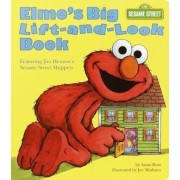 Elmo's Big Lift-And-Look Book (Sesame Street), Hardcover