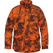 FjallRaven Brenner Pro Padded Jacket Camo - Orange Camo - Isolation & Vestes d'hiver S