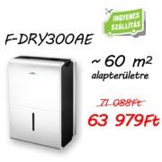 Fisher F-DRY300AE Páramentesítő 30 liter/nap