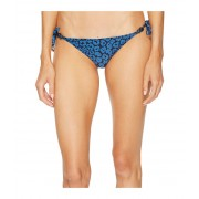 Stella McCartney Leopard Tie Side Bikini Bottom Marlin Leopard