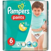 Scutece-chilotel Pampers Active Baby Pants 6 Carry Pack 19 buc