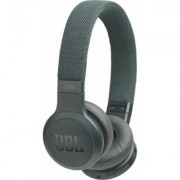 JBL Live 400BT wireless on-ear headphones (green)