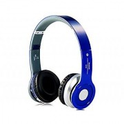 A Five S450 bluetooth Headphone Blue