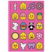 LEGO Iconică Jurnal - roz