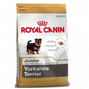 Royal Canin Yorkshire Terrier Junior - Pack % - 2 x 1,5 kg