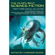 The Year's Best Science Fiction: 33rd Annual Collection, Paperback
