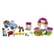 Lego® Juniors Valiza De Ferma A Miei - L10746