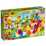 Parc mare de distractii 10840 LEGO Duplo