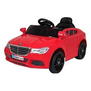 Baybee Mercedes Benz A-class battery operated car with Remote Control (Red)