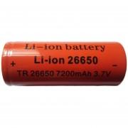 EH 26650 3.7v 7200mah Batería Recargable De Li-ion Para Linterna