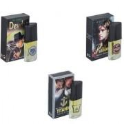 My Tune Combo Devdas-Killer-Titanic Perfume
