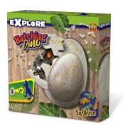 SES Explore Pui de Dinozaur Surpriza, Multicolor