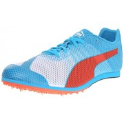 PUMA Men s Evospeed Star V4 Sneaker White/Atomic Blue/Red Blast 11 D(M) US