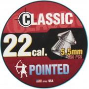 Śrut Pointed Boxer 5.5 mm - 250 szt.