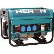 Heron EGM-30 AVR egyfázisú áramfejlesztő 2,8 kVA + AJÁNDÉK OLAJ