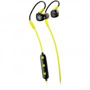 HEADPHONES, CANYON CNS-SBTHS1L, Microphone, Lime