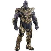 Hot Toys Avengers: Endgame Movie Masterpiece Action Figure 1/6 Thanos Battle Damaged Version 42cm