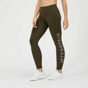 Myprotein The Original Leggings - XL - Dark Khaki