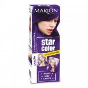 Marion Star Color smývatelná barva na vlasy Purple, 2 x 35 ml - Marion