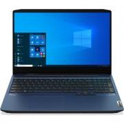 "Лаптоп Lenovo IdeaPad Gaming 3 15IMH05 - 15.6"" FHD IPS, Intel Core i7-10750H, Chameleon Blue"