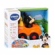 Tut Tut Bólidos de Mickey Todo Terreno Naranja Disney - Vtech