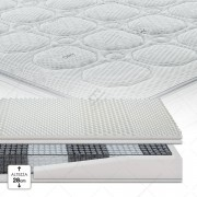 Cortassa Garda 1500 Memory Top Sfoderabile Dry Amicor 195cm 150cm