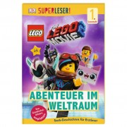 Dorling Kindersley SUPERLESER! THE LEGO® MOVIE 2™ Abenteuer im Weltraum