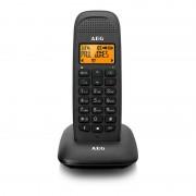 AEG Voxtel D81 Teléfono Inalámbrico Negro