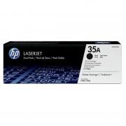 HP 35A Pack Ahorro Tóner Original Laserjet Negro