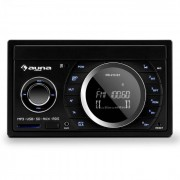 Auna MD-210 BT RDS Autoradio Bluetooth USB SD MP3 2-DIN 4x75W