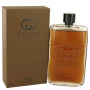 Gucci Guilty Absolute Eau De Parfum Spray 5 oz / 147.87 mL Men's Fragrances 537869