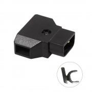 D-Tap Dtap Power TAP Mannelijke Rewirable DIY Socket voor Camcorder Rig Power Kabel V-mount Anton Camera batterij