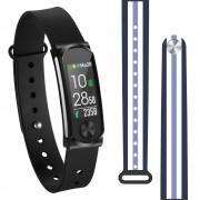 Q-Band Q69HR-WPWS Bluetooth 4.0, Пулс, Педометър, Калории, Смарт Фитнес Гривна Часовник