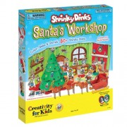 Creativity For Kids Shrinky Dinks Santa's Workshop