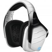 Logitech G933 Artemis Spectrum 7.1 Headset Gaming Sem Fios Branco