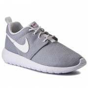 Pantofi NIKE - Roshe One (GS) 599728 038 Wolf Grey/White/Safety Orange