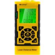 HOLDPEAK 3060 Digitális lézeres távolságmérő 0.05-60m memória területtérfogat és háromszög.
