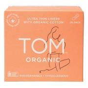 Organic Ultra Thin Panty Liners x26