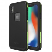Carcasa waterproof LifeProof Fre iPhone X Night Lite