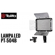Lampa Panelowa LED 3200-5600K, model Tolifo PT-504B