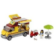 Lego® City Great Vehicles Furgoneta De Pizza - L60150