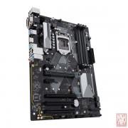 Asus PRIME B360-PLUS, Intel B360, VGA by CPU, 2xPCI-Ex16, 4xDDR4, 2xM.2, VGA/DVI/HDMI/USB3.1/USB Type-C, ATX (Socket 1151)