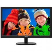 """Philips monitor LCD 21,5"""" 223V5LSB - BEZPŁATNY ODBIÓR: WROCŁAW!"""