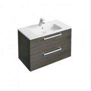 Baza lavoar suspendata Ideal Standard Tempo 81 cm, gri stejar -E3242SG